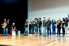 Grupo Vocal Freesom, do IFF, será uma das atrações culturais da abertura da Reditec