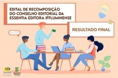 Novos conselheiros tomarão posse em setembro (Arte: Essentia Editora).
