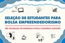 Resultado final da seleção para Programa de Pré-incubação e Apoio a Empresas Juniores