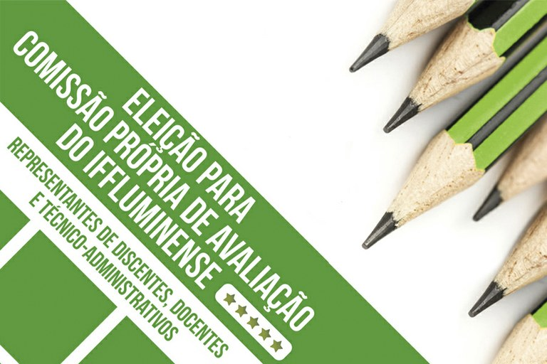 Retificação da lista preliminar dos candidatos à Comissão Própria de Avaliação
