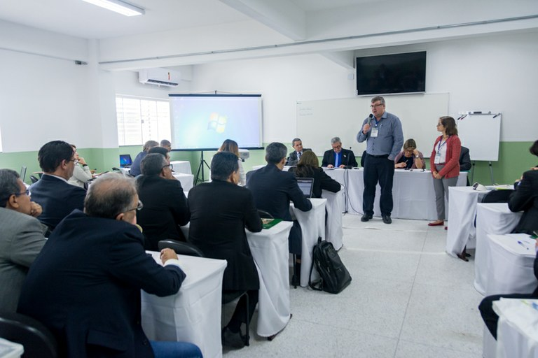 Reunião do Conif discute novas parcerias internacionais