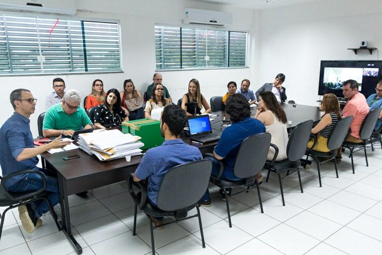 Reunião do Conselho Superior homologa resultado das Eleições IFF 2019