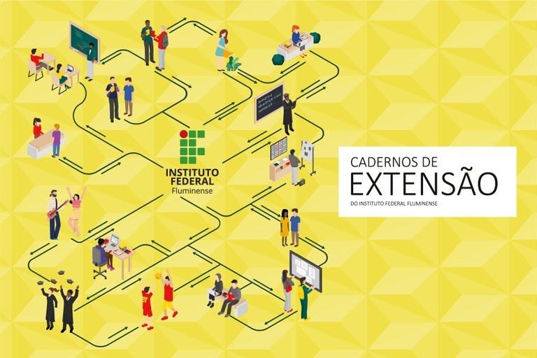 Revista Cadernos de Extensão do IFF prorroga prazo para submissão de trabalhos