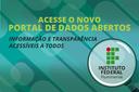 Conheça o Portal de Dados Abertos do IFF