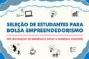 Seleção de estudantes para Programa de Pré-incubação e apoio a Empresas Juniores