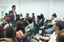 Servidores da Reitoria participam de Café com o Reitor