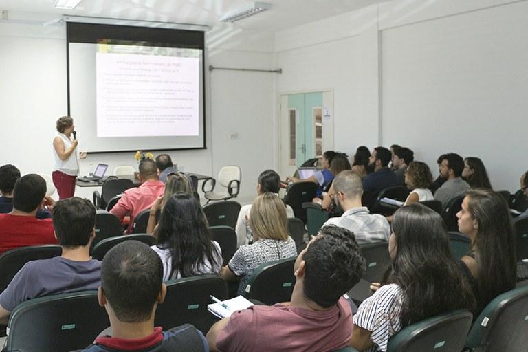 Servidores do IFF participam de capacitação em Alimentação Escolar