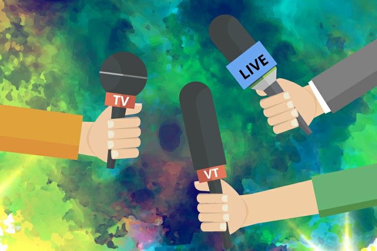 Servidores do IFF podem se cadastrar para serem fontes em produtos jornalísticos