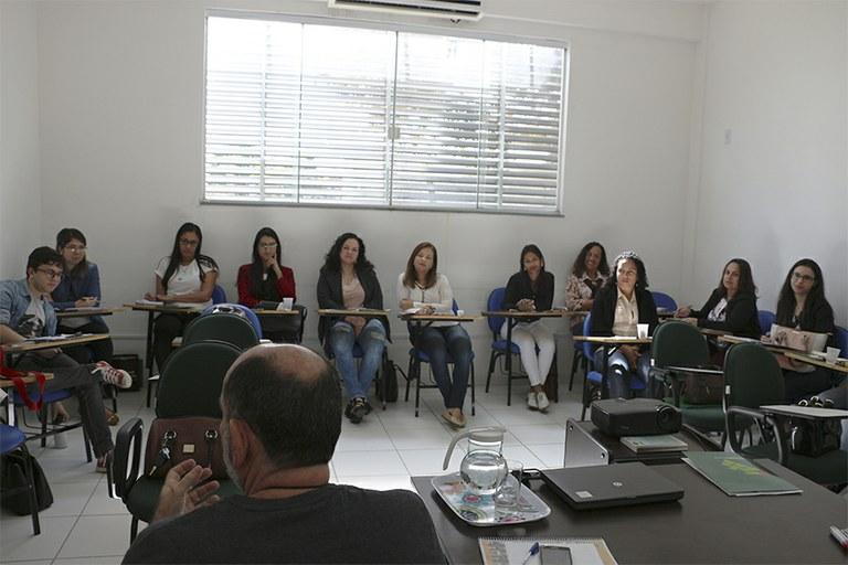 Servidores do Serviço Social do IFFluminense participam de curso de capacitação
