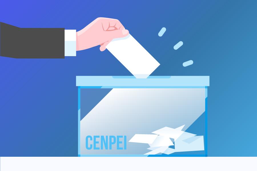 Servidores e estudantes elegem representantes do Cenpei