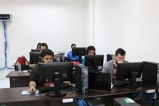 Técnicos e docentes da modalidade Educação a Distância participaram do curso de capacitação.