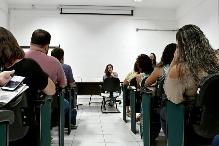 """Servidores participam do projeto """"Na luta contra a obesidade"""""""