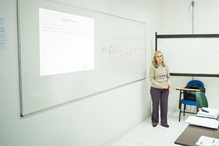 Servidores públicos participam de curso de Gestão e Fiscalização de Contratos Administrativos Capacitação
