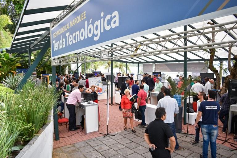 Tenda Tecnológica é destaque na programação da 42ª Reditec