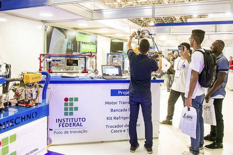 Tenda Tecnológica será uma das atrações da Reditec 2018