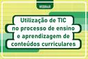 Utilização de tecnologias no ensino será tema de nova webinar promovida pelo IFF
