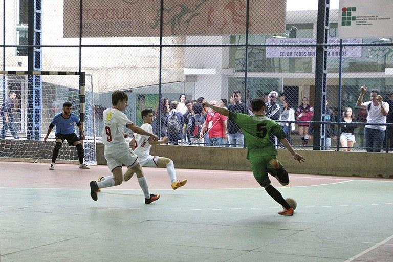 V JIF Sudeste segue com jogos emocionantes e casa lotada