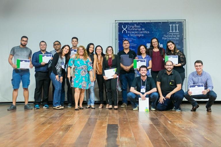 X Confict e III CONPG são encerrados com premiação dos melhores trabalhos