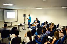 Eventos apresentam as pesquisas desenvolvidas por estudantes de graduação e pós-graduação (Foto: Tiago Quintes).